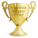 Versatile Blogger Award🏳️