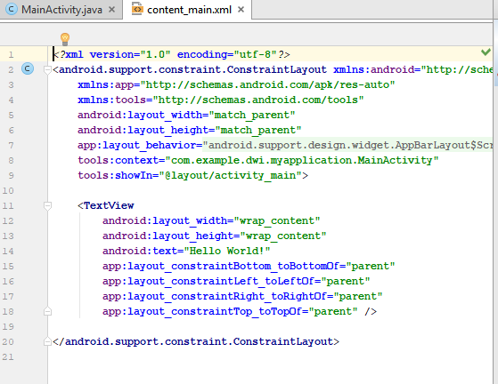 android-programming-xml
